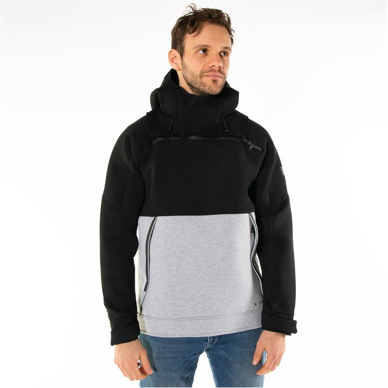 Brunotti Slide  (black) - men sweats & cardigans - Brunotti online shop