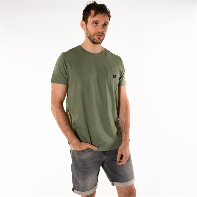 Brunotti Axle  (green) - men t-shirts & polos - Brunotti online shop