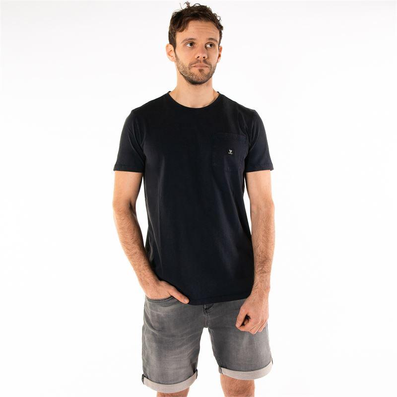 Brunotti Axle  (schwarz) - herren t-shirts & polos - Brunotti online shop