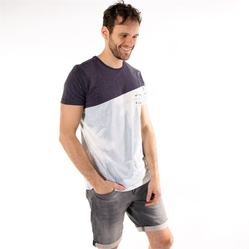Brunotti Ringo  (blue) - men t-shirts & polos - Brunotti online shop