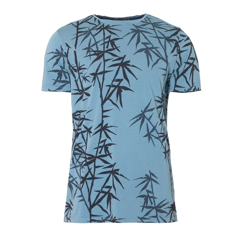 Brunotti Pogo  (blauw) - heren t-shirts & polo's - Brunotti online shop