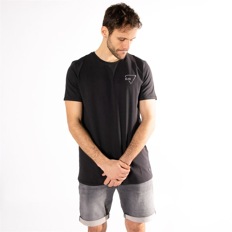 Brunotti Allis  (black) - men t-shirts & polos - Brunotti online shop