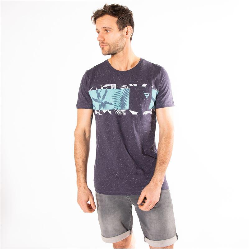 Brunotti Griffith  (blue) - men t-shirts & polos - Brunotti online shop
