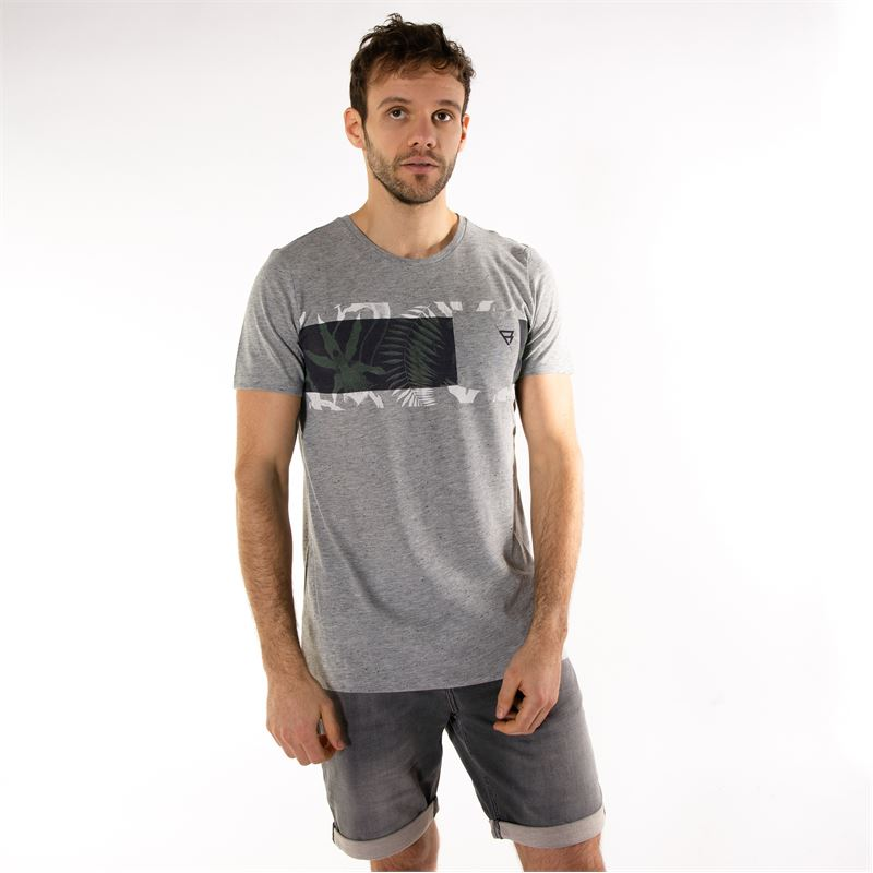Brunotti Griffith  (grey) - men t-shirts & polos - Brunotti online shop