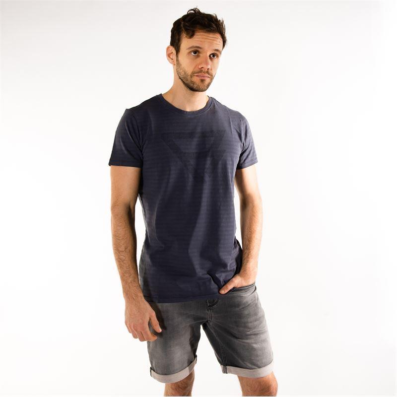 Brunotti Marzo  (blue) - men t-shirts & polos - Brunotti online shop