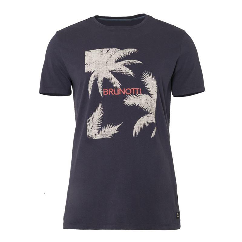 Brunotti Gus  (blau) - herren t-shirts & polos - Brunotti online shop