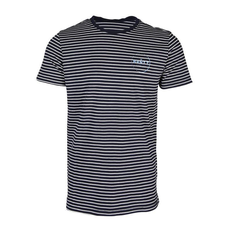 Brunotti Wolfram  (blue) - men t-shirts & polos - Brunotti online shop