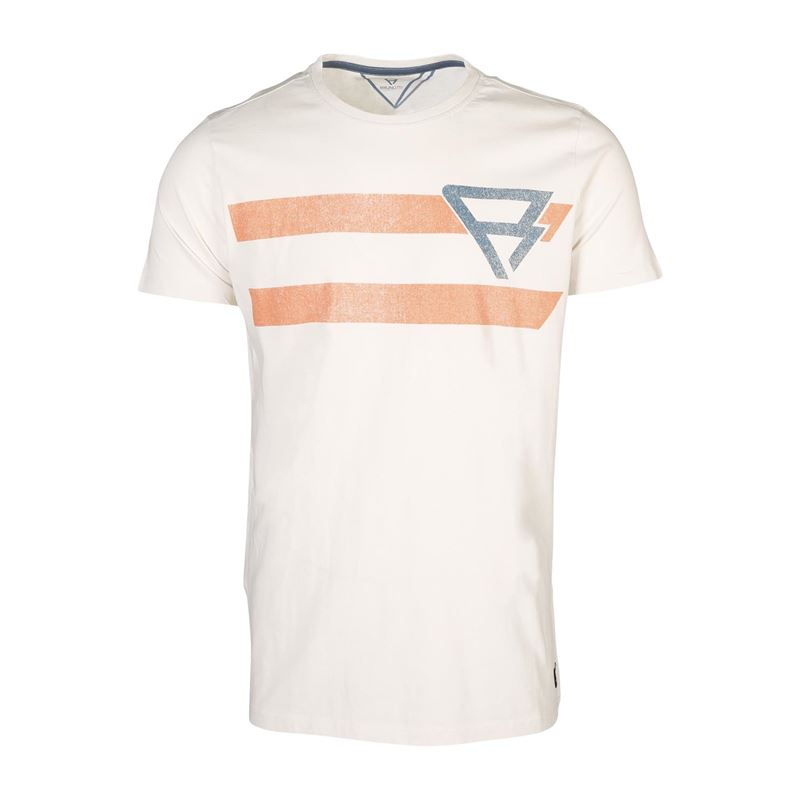 Brunotti Bart  (white) - men t-shirts & polos - Brunotti online shop