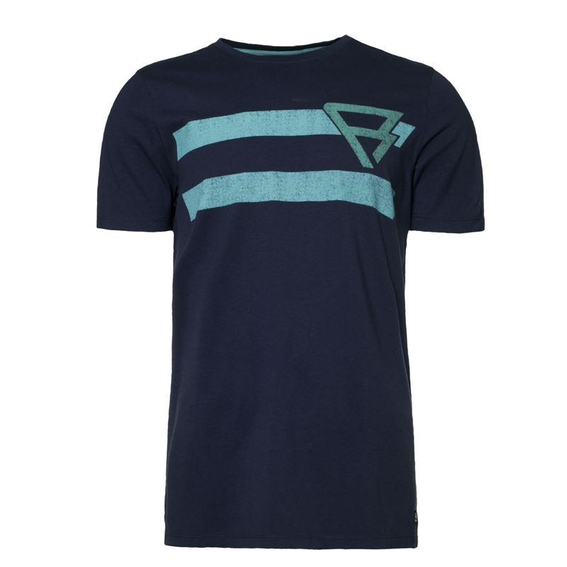 Brunotti Bart  (blue) - men t-shirts & polos - Brunotti online shop
