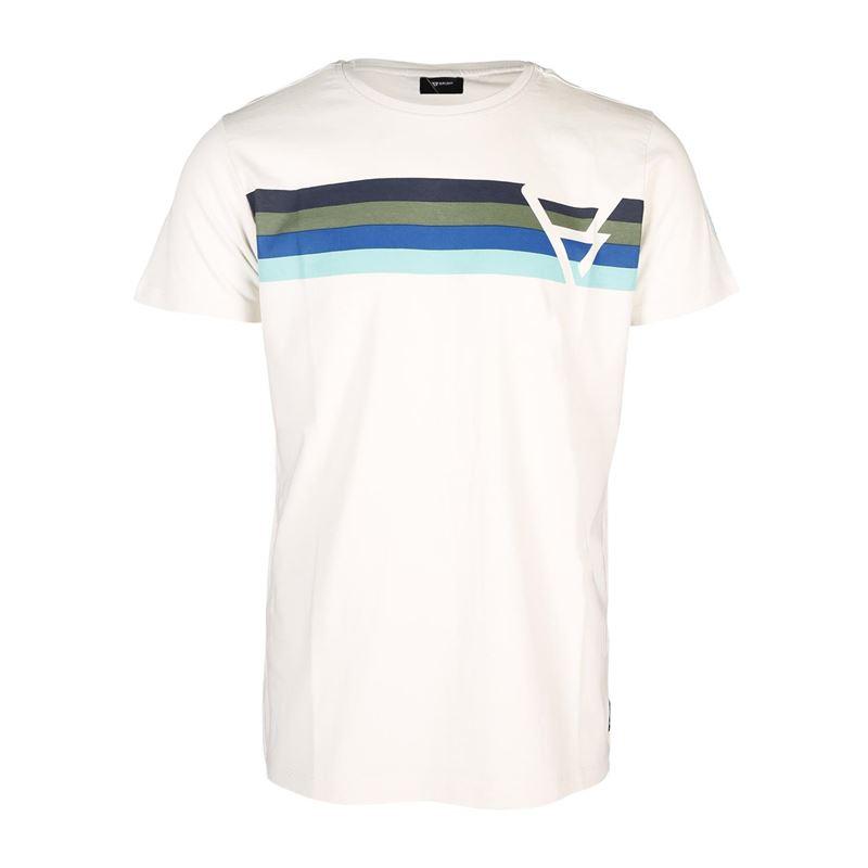 Brunotti Keith  (white) - men t-shirts & polos - Brunotti online shop