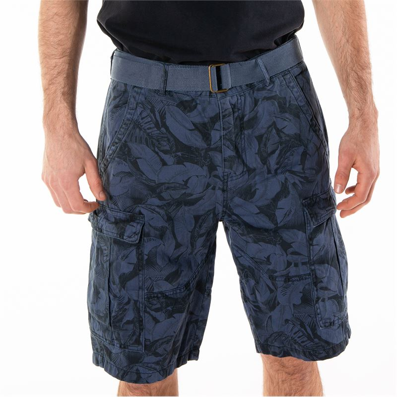 Brunotti Caldo  (blauw) - heren casual shorts - Brunotti online shop