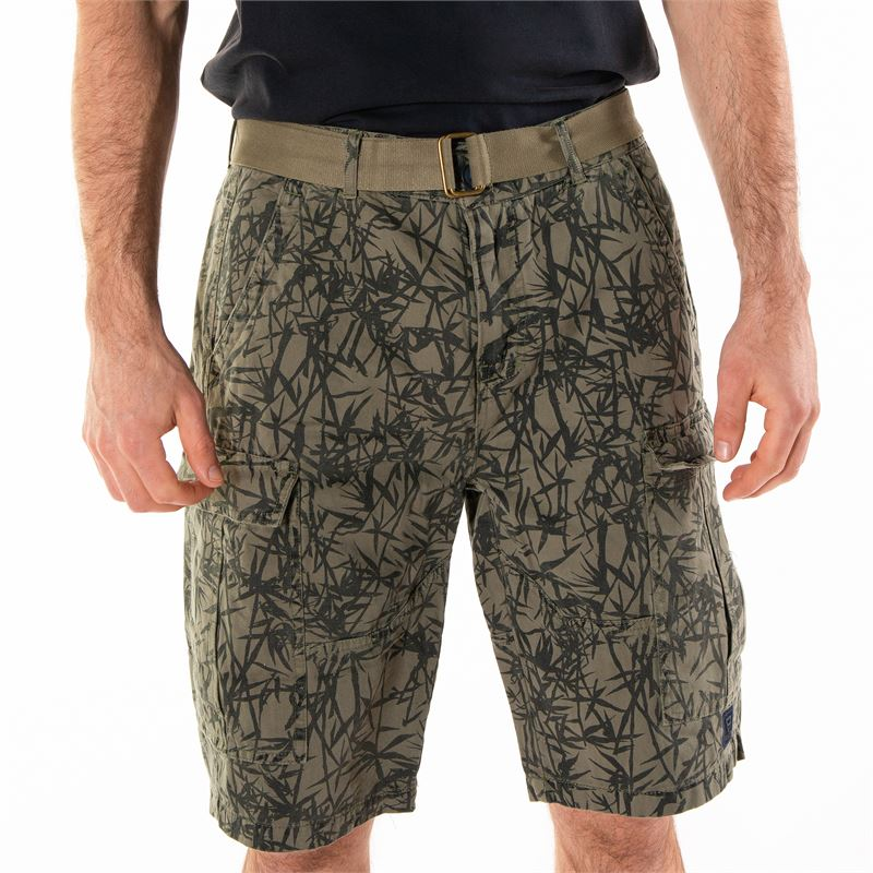 Brunotti Caldo  (groen) - heren shorts - Brunotti online shop