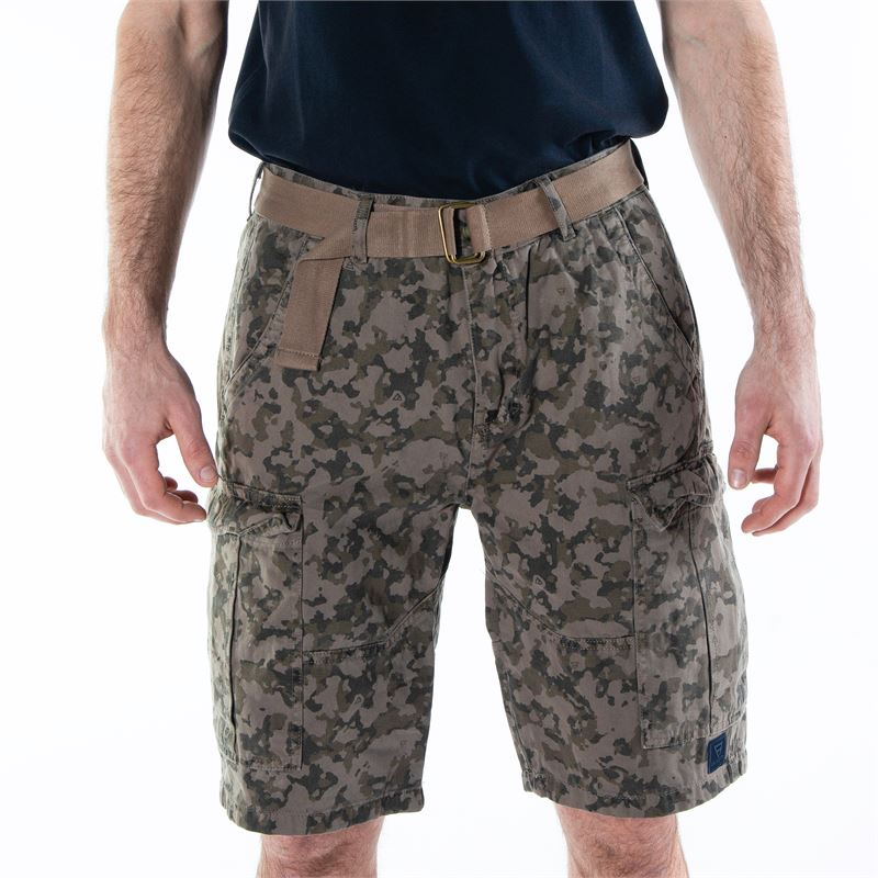 Brunotti Caldo  (grijs) - heren shorts - Brunotti online shop