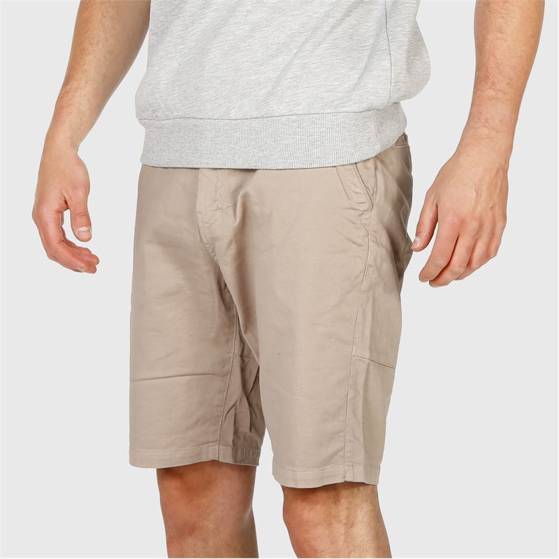 Brunotti Cabber-N  (bruin) - heren casual shorts - Brunotti online shop