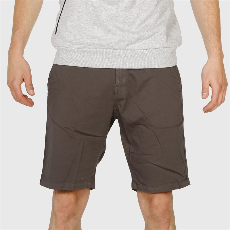 Brunotti Cabber-N  (groen) - heren casual shorts - Brunotti online shop
