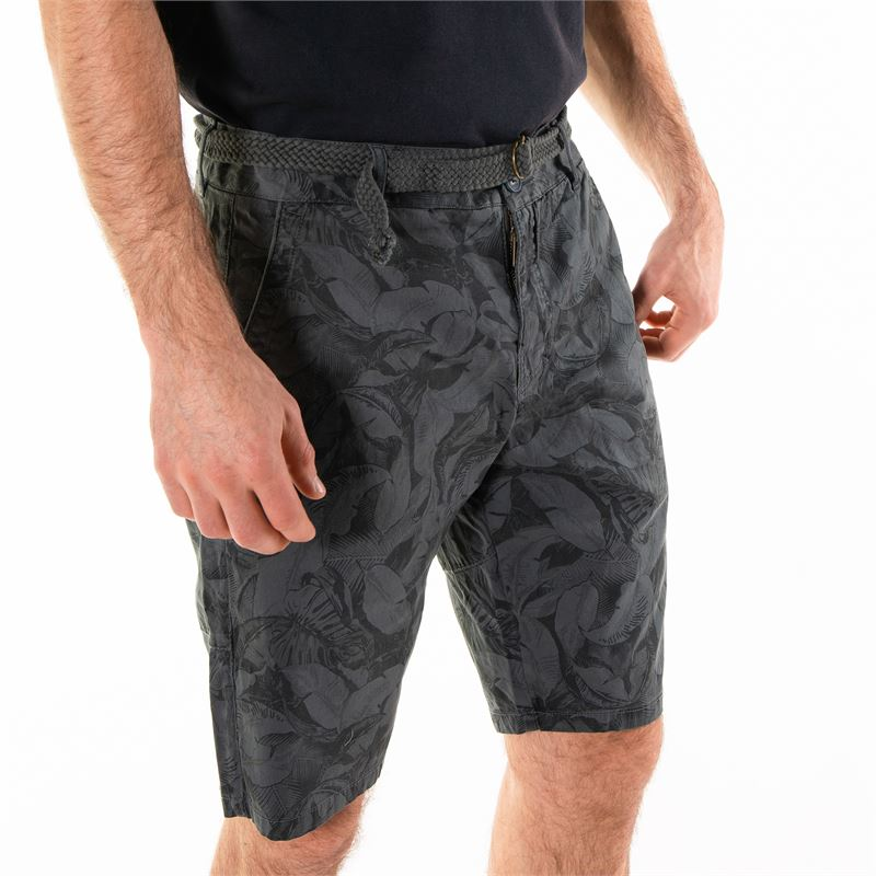 Brunotti Cabber  (groen) - heren casual shorts - Brunotti online shop
