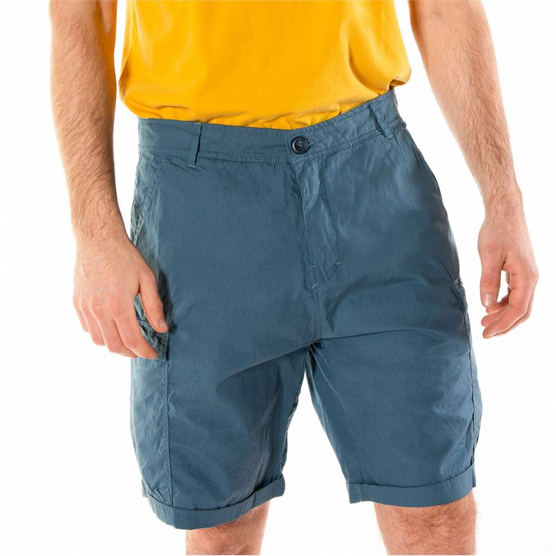Brunotti Jackal  (blue) - men casual shorts - Brunotti online shop