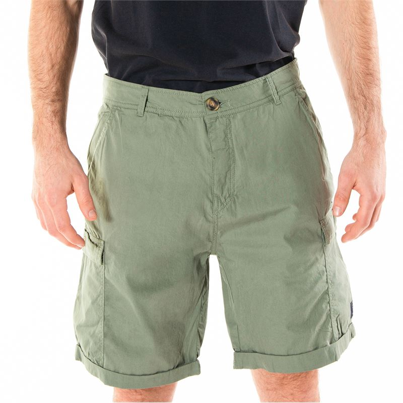 Brunotti Jackal  (groen) - heren shorts - Brunotti online shop