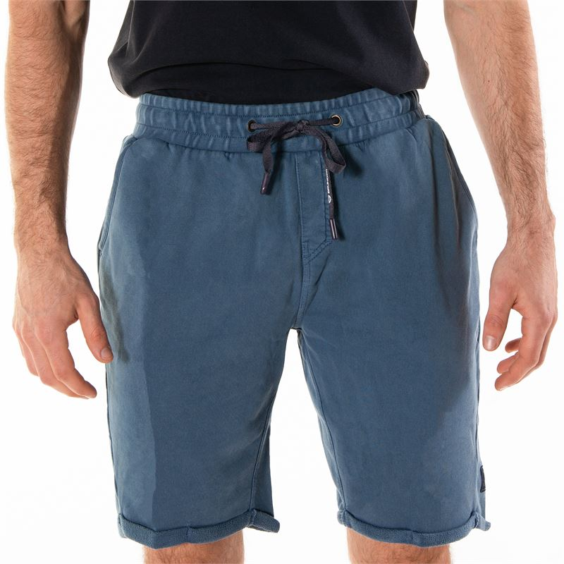 Brunotti Spotfin  (blauw) - heren casual shorts - Brunotti online shop