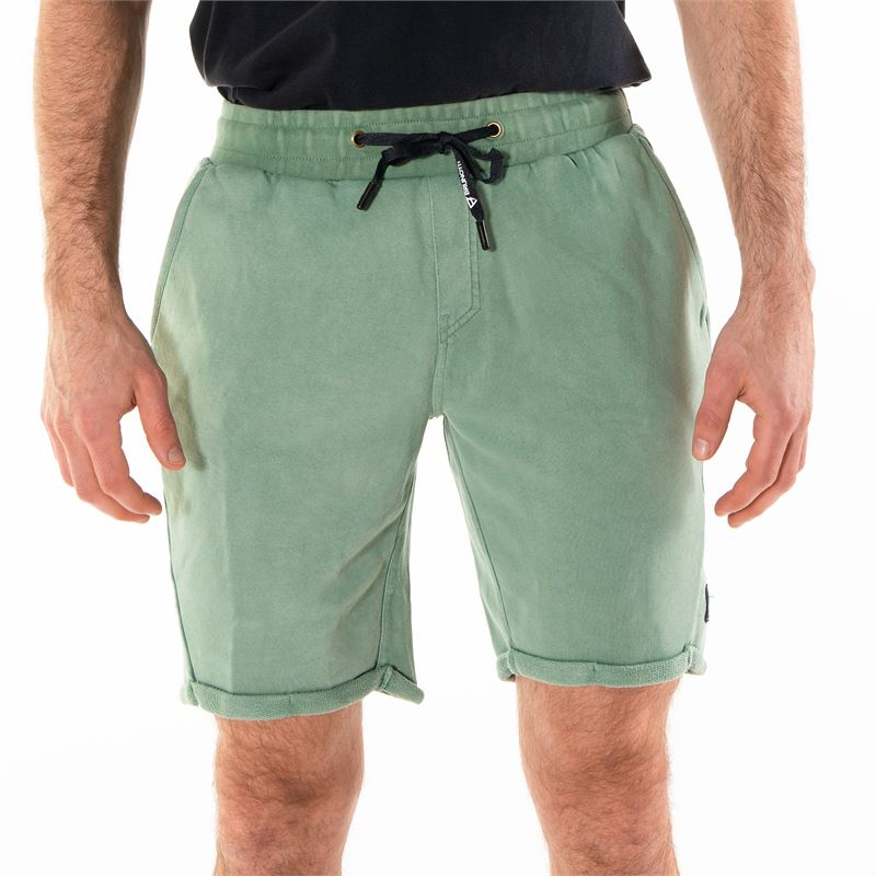 Brunotti Spotfin  (groen) - heren shorts - Brunotti online shop