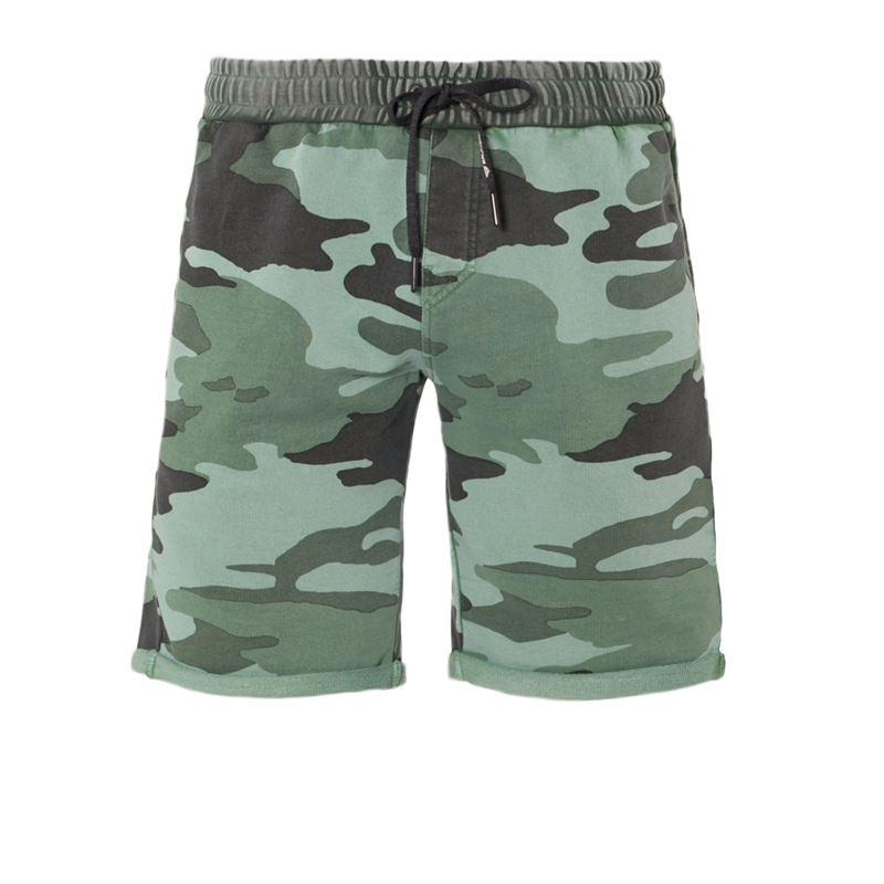 Brunotti Spotfin  (green) - men shorts - Brunotti online shop