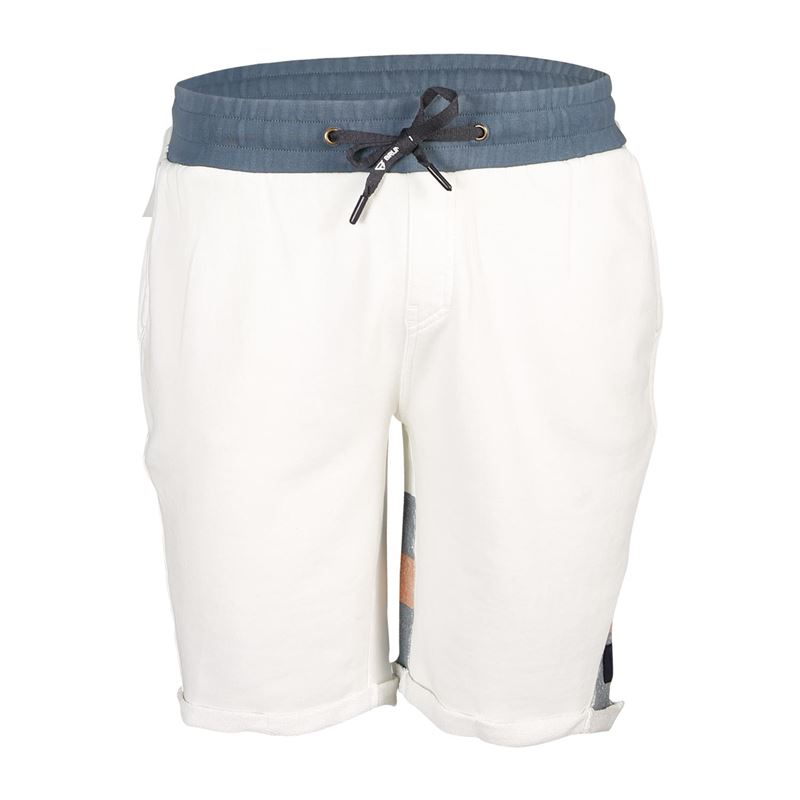 Brunotti Layback  (wit) - heren shorts - Brunotti online shop
