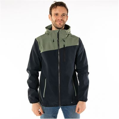 Brunotti Butcher Mens Softshell Jacket. Verfügbar in L,XL,XXL (1911124175-099)