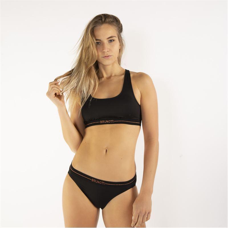 Brunotti Lozie  (black) - women bikinis - Brunotti online shop