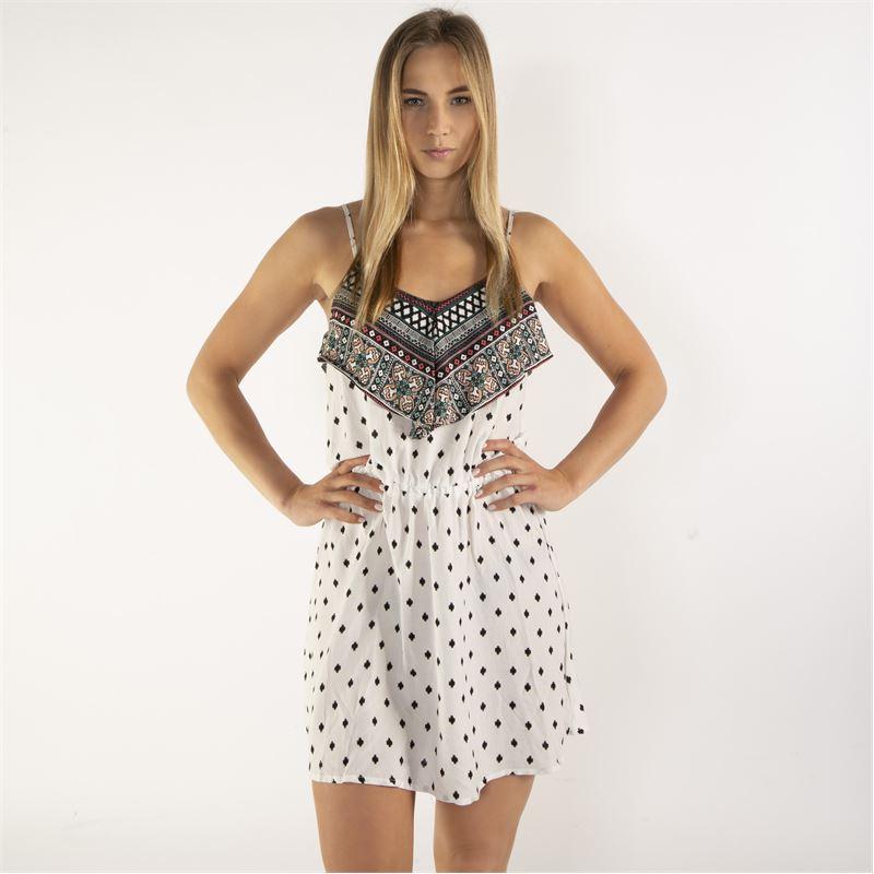 Brunotti Vera  (wit) - dames jurken & rokken - Brunotti online shop