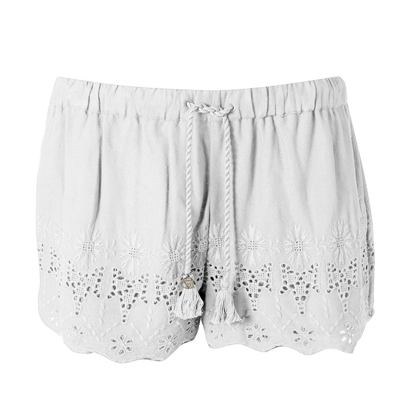 Brunotti Elly  (white) - women casual shorts - Brunotti online shop
