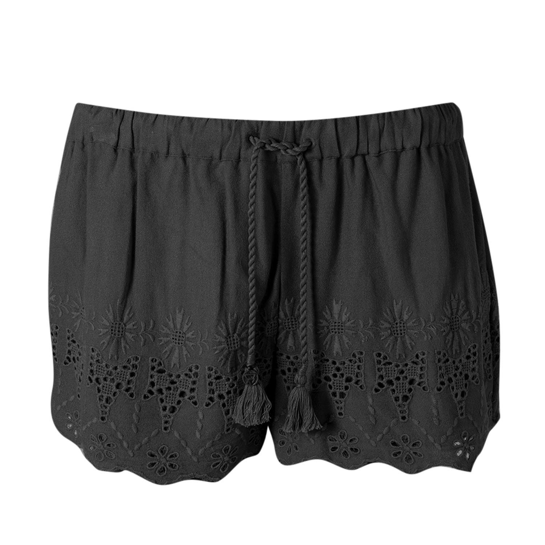 Dames Korte Broek Zwart.Brunotti Elly Zwart Dames Shorts Brunotti Online Shop
