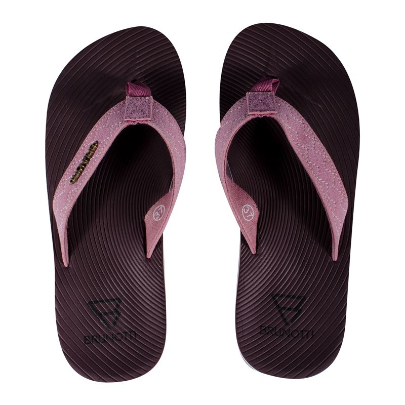 Brunotti Birch  (roze) - dames slippers - Brunotti online shop