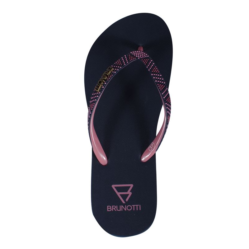 Brunotti Arashi  (grijs) - dames slippers - Brunotti online shop