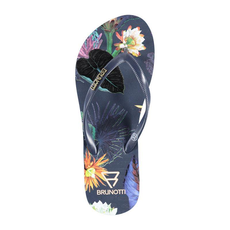 Brunotti Darla  (grijs) - dames slippers - Brunotti online shop