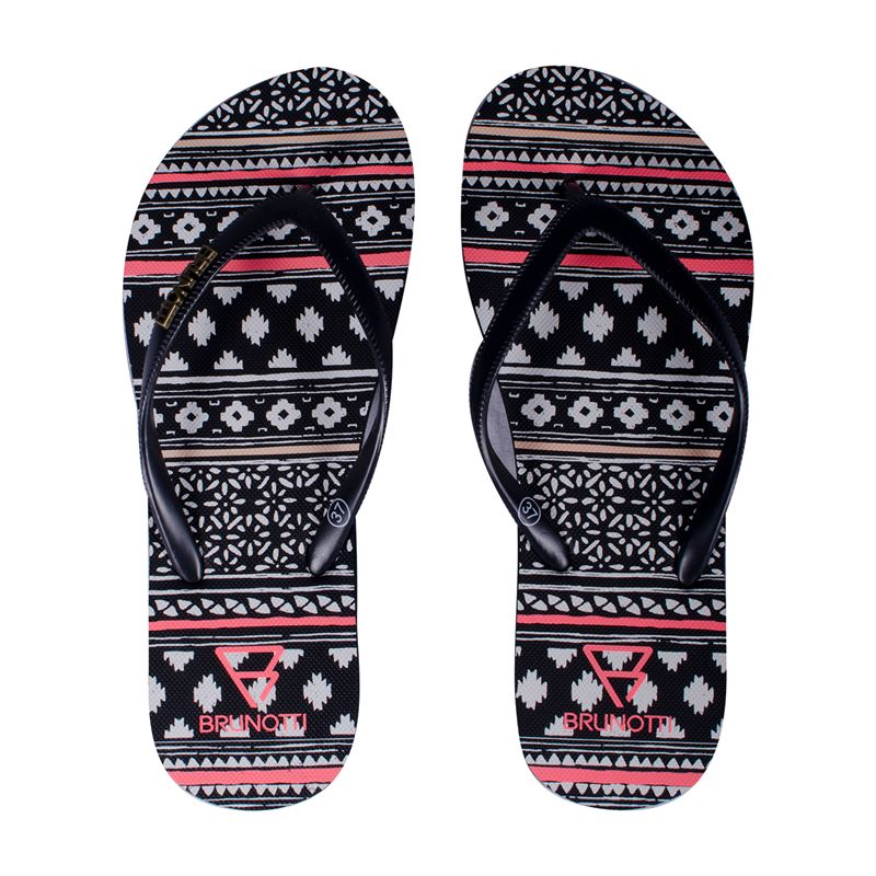 Brunotti Darla  (black) - women flip flops - Brunotti online shop