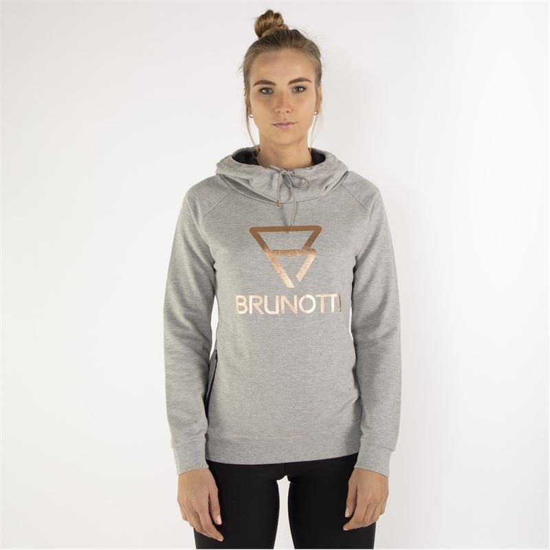 Brunotti Femke  (grijs) - dames truien & vesten - Brunotti online shop