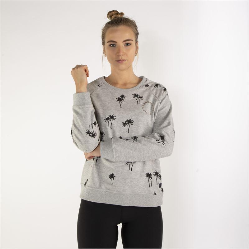Brunotti Elinea  (grau) - damen sweatshirts & sweatjacken - Brunotti online shop
