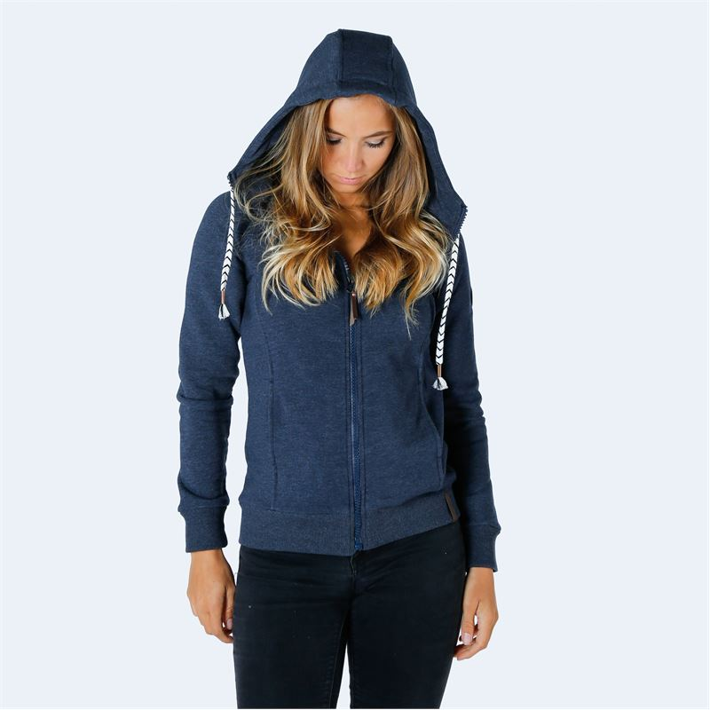 Brunotti Farida  (blue) - women sweats & cardigans - Brunotti online shop