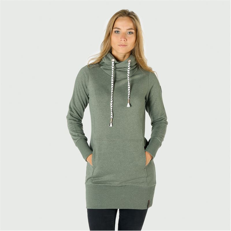 Brunotti Laila  (green) - women sweats & cardigans - Brunotti online shop