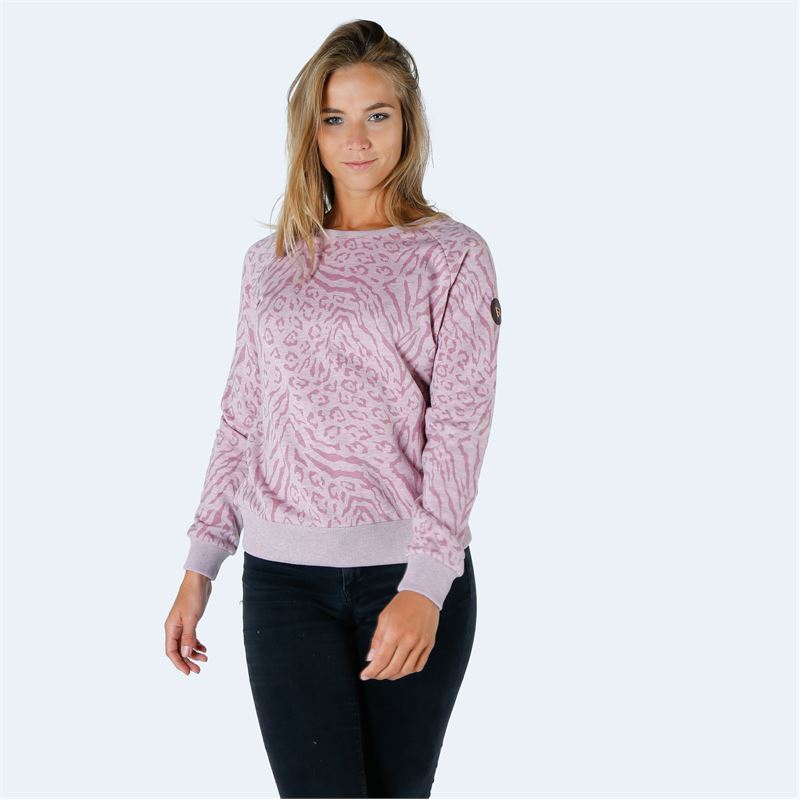 Brunotti Luisa  (pink) - women sweats & cardigans - Brunotti online shop