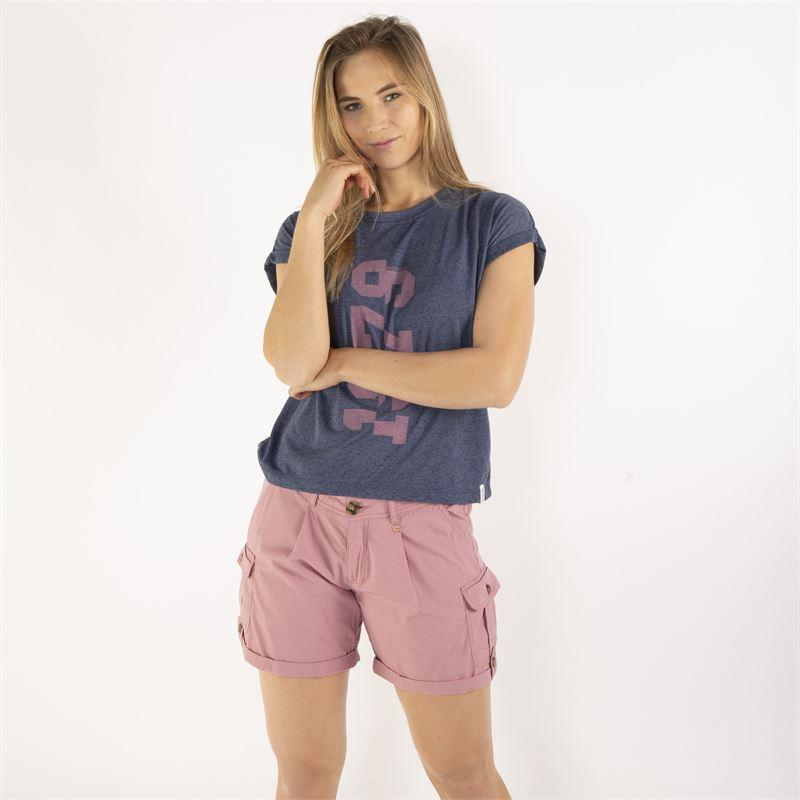 Brunotti Acacia  (blauw) - dames t-shirts & topjes - Brunotti online shop
