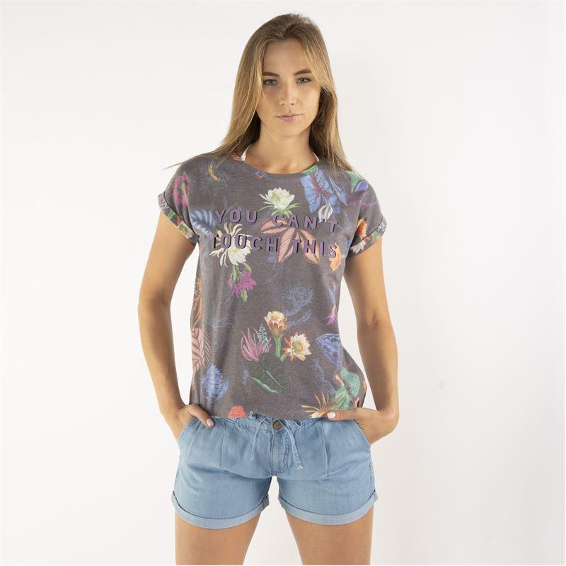 Brunotti Ann  (grijs) - dames t-shirts & topjes - Brunotti online shop