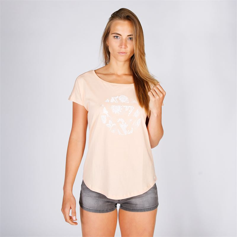 Brunotti Tatiana  (pink) - women t-shirts & tops - Brunotti online shop