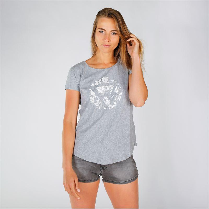 Brunotti Tatiana  (grau) - damen t-shirts & tops - Brunotti online shop