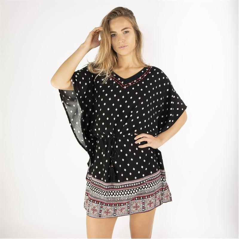 Brunotti Cinnamony  (schwarz) - damen kleider & röcke - Brunotti online shop