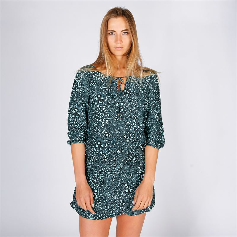 Brunotti Gladiolus  (green) - women tunics & jumpsuits - Brunotti online shop