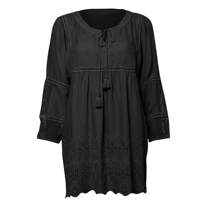 Brunotti Marisa  (zwart) - dames jurken & rokken - Brunotti online shop
