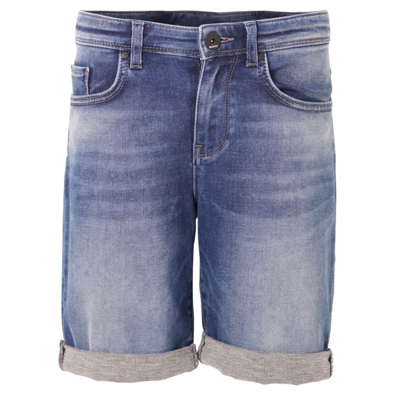 Brunotti Hangtime  (blue) - boys casual shorts - Brunotti online shop