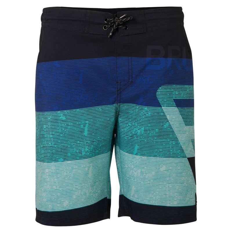 Brunotti Kelvin  (black) - boys swimshorts - Brunotti online shop