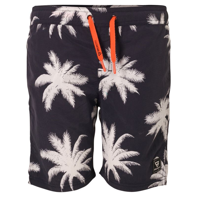 Brunotti Minnow  (black) - boys swimshorts - Brunotti online shop